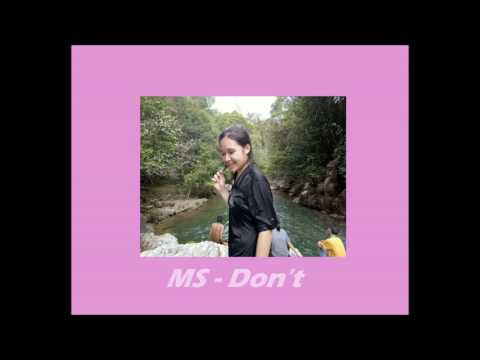 Don't - MS