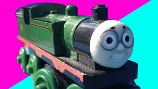 Whiff  - Thomas The Tank Engine & Friends - Character Fridays - Wooden Toy Train Railway Review