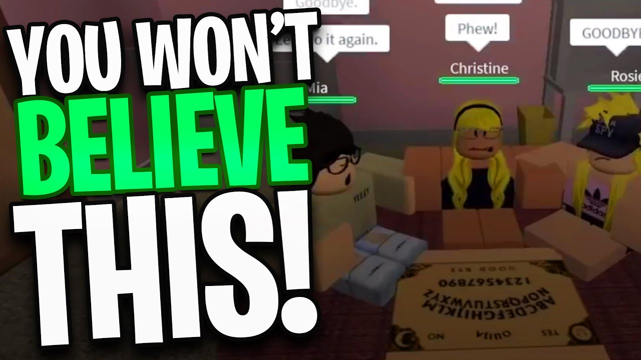 Roblox Creepypasta Nameless Player The Worst Roblox Creepypastas You Will Not Believe Are True Youtube