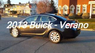 Used Car Inventory Spotlight - 2013 Buick Verano in Black! (NT2557)