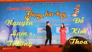 Cơn mưa tình yêu   Nguyễn Lam Trường & Đỗ Kim Thoa