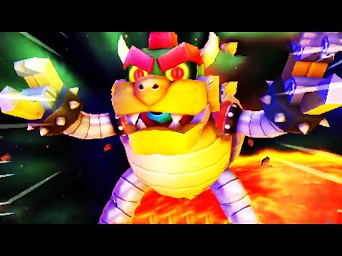 Mario Party Star Rush All New Mini Games Style Boss Fight  All HD  Poster