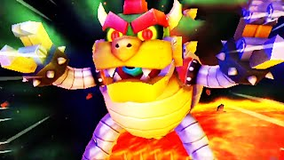 Mario Party Star Rush All New Mini Games Style Boss Fight (All HD)