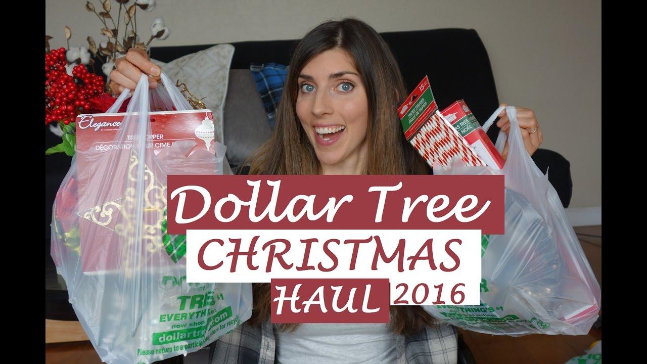 Christmas Tree Decorating Items