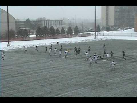 Colorado College VS University of Denver Part 1 of 4