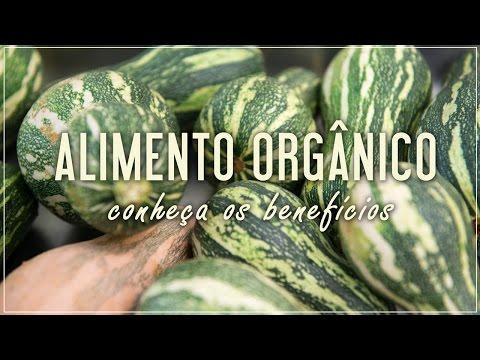 Conheças os benefícios de uma alimentação orgânica
