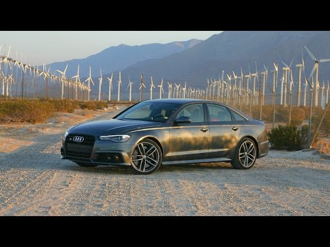 Driving the elegant beast - 2016 Audi S6 video review