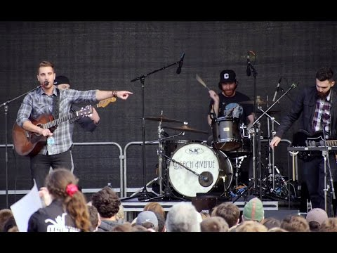 Nick Fradiani Day | Live Concert on the Guilford Green [HD 1080p; Uncut]