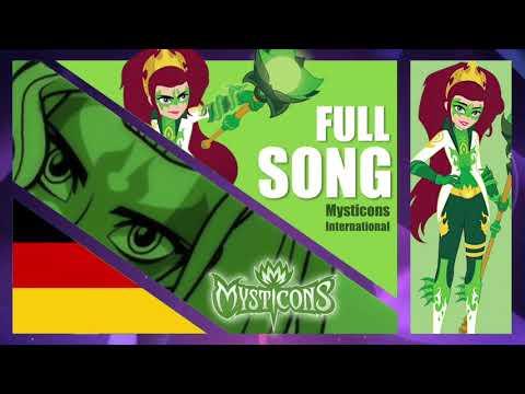 Mysticons - Full Song/Komplettes Lied [Deutsche|German]