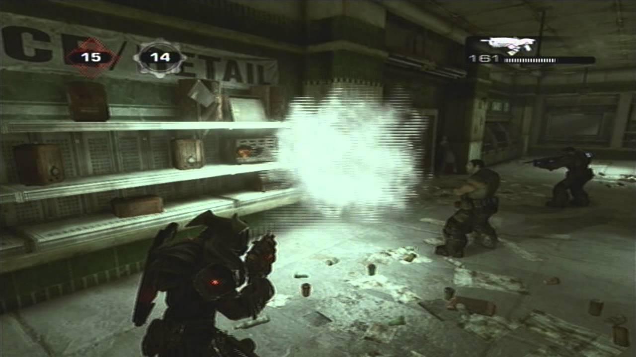 Gears Of War 3 Mega Easter Egg Guide Hidden Cutscenedancing