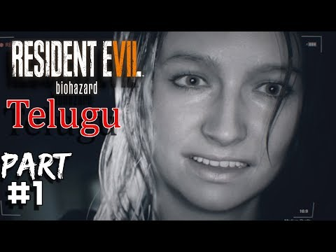 Resident Evil 7: Biohazard In Telugu Part 1 || Telugu Gamer | Gaming In Telugu