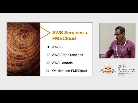 Asynchronous Data Pipeline = AWS (S3 & SQS) + FME Cloud - FME UC 2017