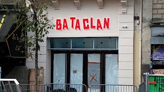 Sting concert for reopening of the Bataclan, site of Paris terror attacks - world