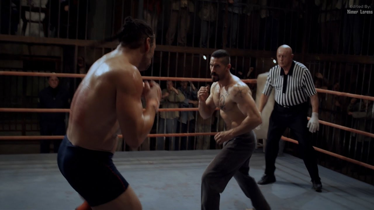 Download Undisputed 3 (2010) - All the fight scenes - Part 1 [4K]