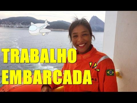 TRABALHO EMBARCADA | AREA OFFSHORE