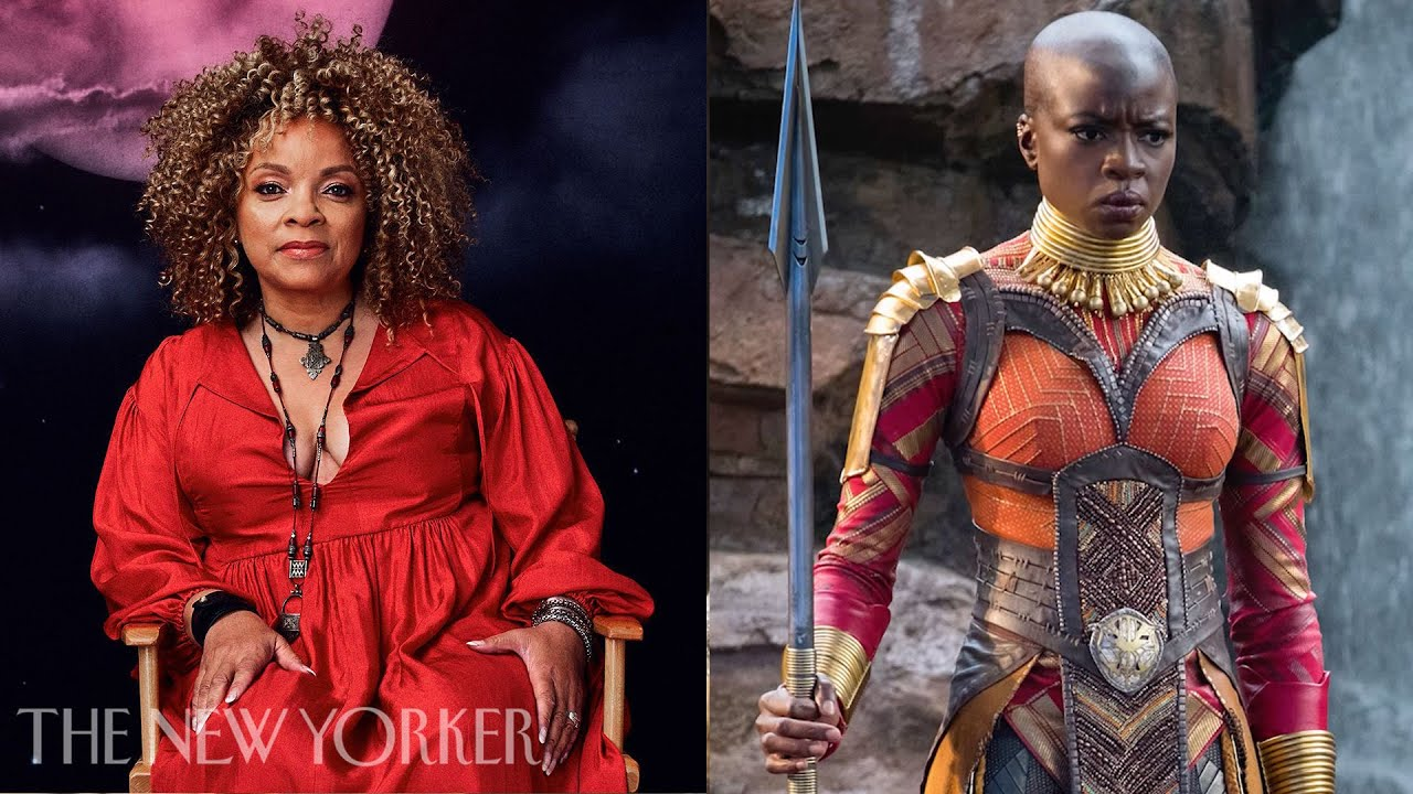 The Costume Designer For Black Panther And Spike Lee Explains Her Creative Process Youtube