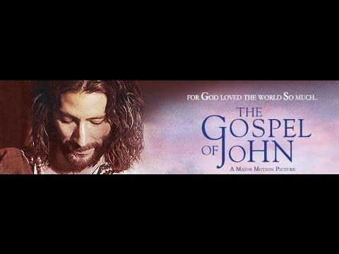 整部带有字幕的电影:耶稣基督 - 约翰的福音