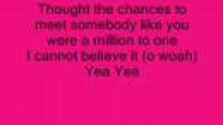 One In A Million - Hannah Montana + Lyrics