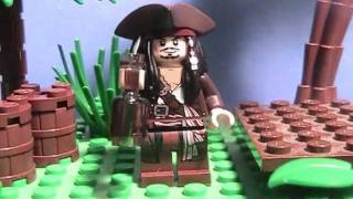 LEGO Pirates of the Caribbean- Quest for the Lost Pizza