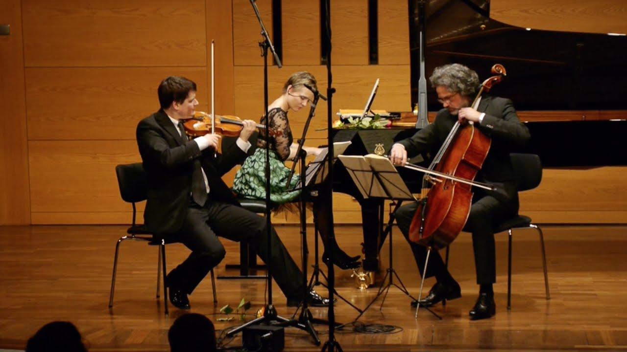 Eben Trio – Josef Suk: Elegie op. 23