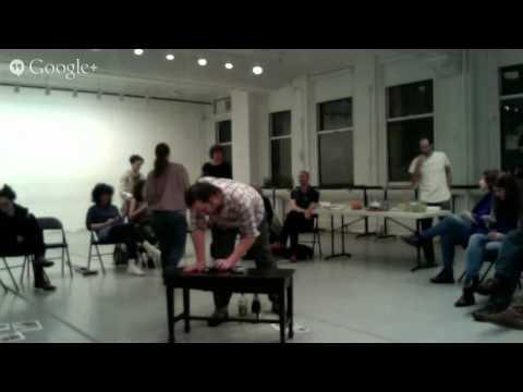 Studies Project: Dance and Publish