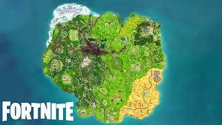 *NEW* Fortnite SEASON 7 MAP LEAKED! (Fortnite Battle Royale)