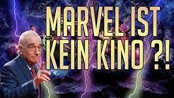 Marvel ist kein Kino ?! - Martin Scorsese über das MCU | Hat Scorsese recht ?!