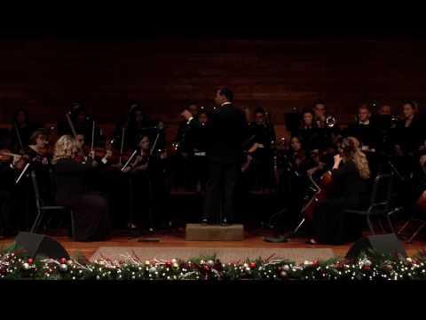 2016 Lancaster Baptist Winter Orchestra Concert