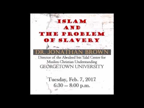 """""""Dr. Jonathan AC Brown - What is Sufism?"""""""