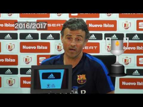 La trayectoria de Luis Enrique en el Barcelona | Diario AS