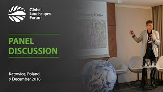 Panel discussion: 10 years of REDD+: what have we learned?