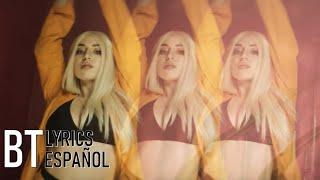 Ava Max - Sweet but Psycho (Lyrics + Español) Video Official