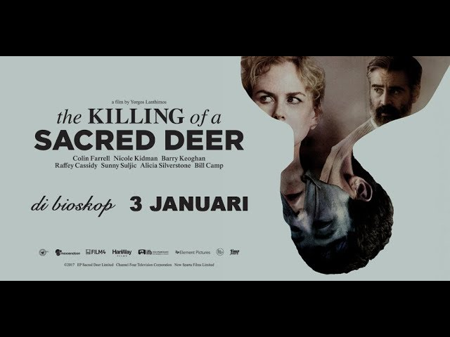 The Killing of a Sacred Deer ID Trailer