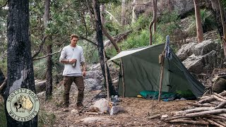 Aussie Winter Bushcraft Camp