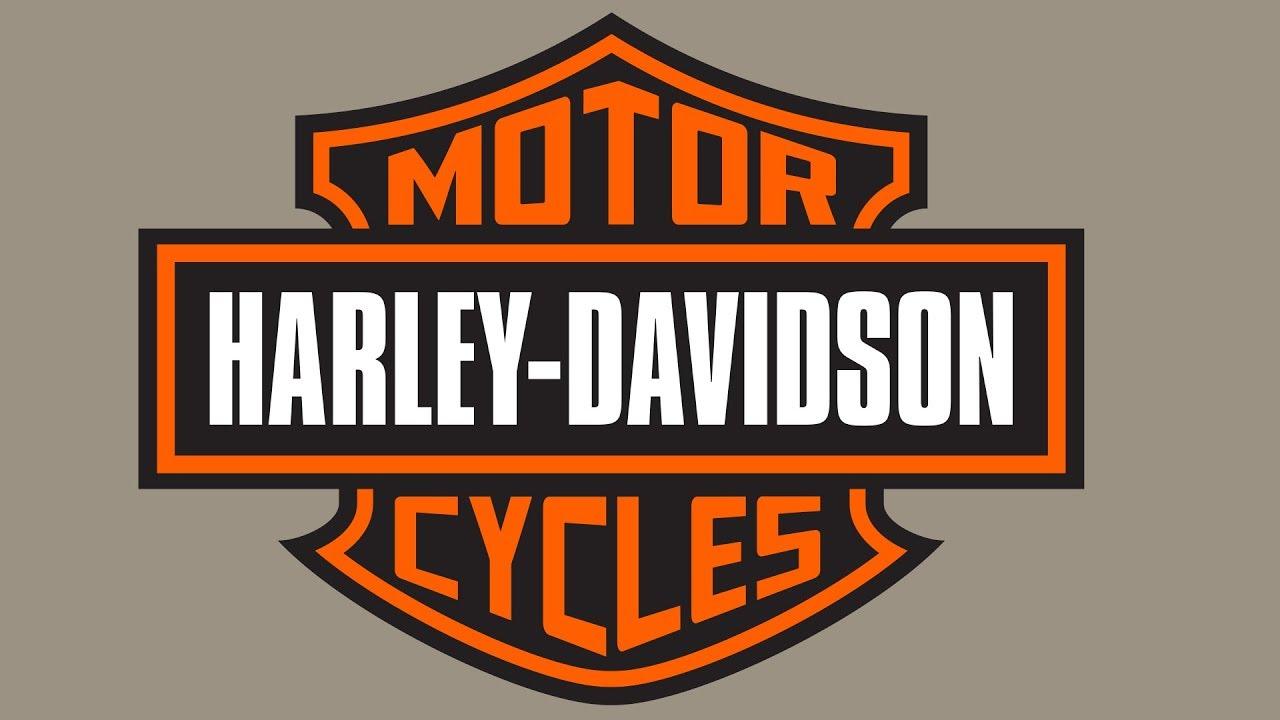 Creating Harley Davidson Logo
