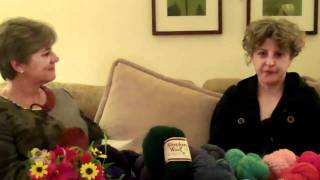 Sitting Next to Yarn With Amy: Nora Bellows