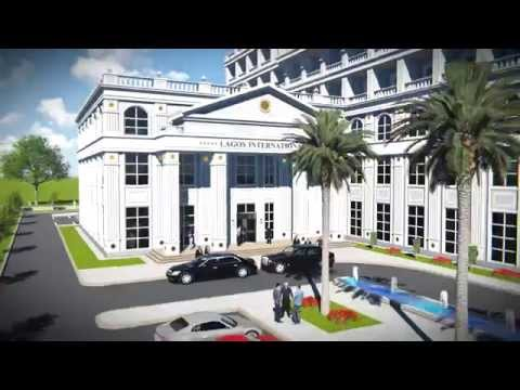 HOTEL IN LAGOS NIGERIA 3D animation