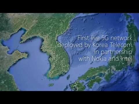Unleashing the potential of 5G – in Korea