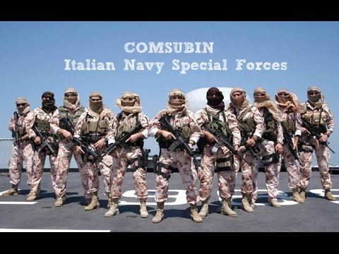 COMSUBIN | Italian Navy Special Forces