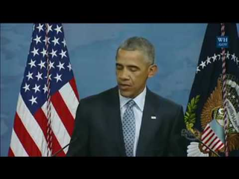 President Obama slams Republicans in Congress for Zika funds 8/4/16