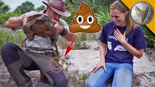 Pooper Reel - Animal Show Host Gets Pooped On...A LOT!