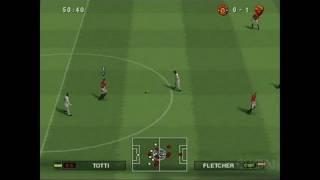 Pro Evolution Soccer 2010 PlayStation 2 Gameplay -