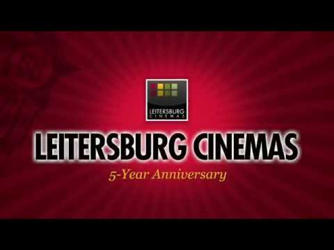 Leitersburg Cinemas - 5-Year Anniversary