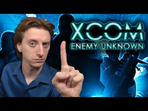 One Minute Review - XCOM Enemy Unknown (ProJared)