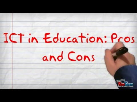 Media and Technology in Education: Pros and Cons