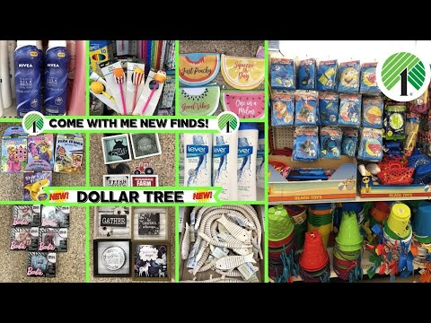 DOLLAR TREE ALL ⭐️NEW⭐️ COME WITH ME TO BIG DOLLAR TREE 5/11/20~ESSENTIALS & NAME BRAND FINDS! 😱