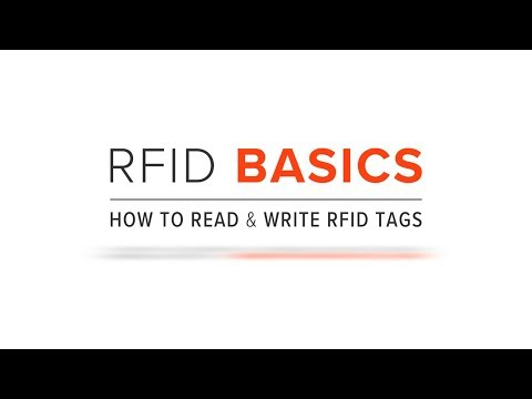 RFID Basics | How to Read & Write RFID Tags