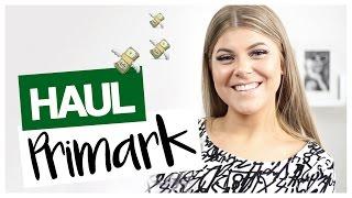 53,00 € PRIMARK HAUL | COCO