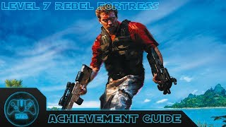 Far Cry Instincts Evolution - Level 7 Rebel Fortress - Treasure Raider Achievement Guide