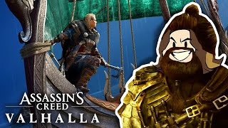 Trying Out The New Assassin's Creed - Assassin's Creed Valhalla